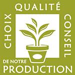 Plantes de notre production