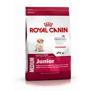 Royal Canin  Medium Puppy 4 kg  4 kg