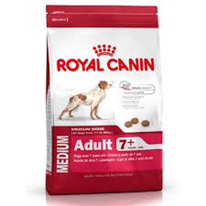 Royal Canin  Medium Adult 7+ 4 kg  4 kg