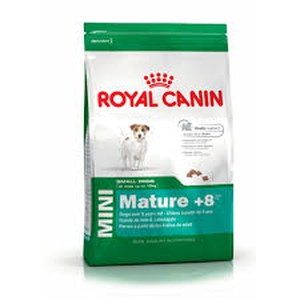 Royal Canin  Mini Adult 8+ 8 kg  8 kg