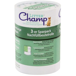 Sachet de rechange litter champ