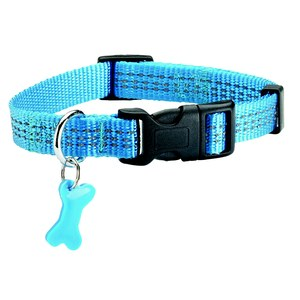 COLLIER SAFE T10 Bleu ciel 10