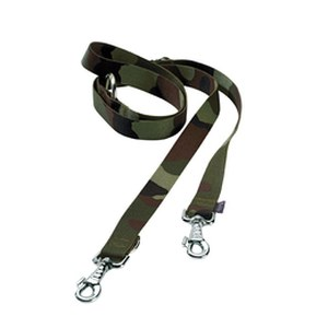 Bobby camouflage Laisse 3p. camouflage t20 Vert militaire 20