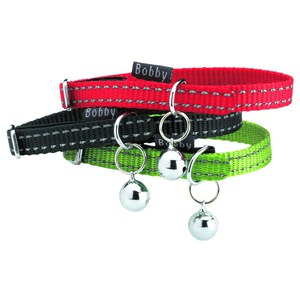 Bobby safe Collier chat safe t10 Rouge magenta ou rouge primaire 10