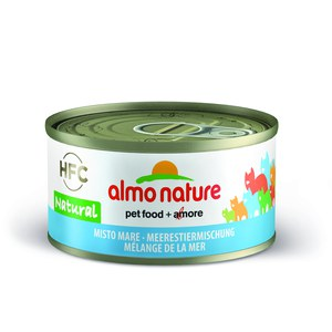 Almo nature  Almo nature  HFC CAT Jelly Maquereau70 g  70 g