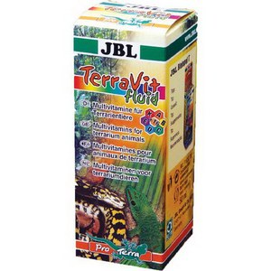 JBL TerraVit fluid 50ml D/GB/F/NL  50ml