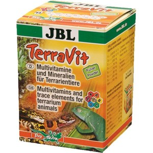 JBL TerraVit multivitamines 100 g D/GB/F  100g