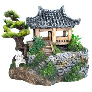 Décor ´Korean-Cottage´(ML) 225x180x185mm  225x180x185mm