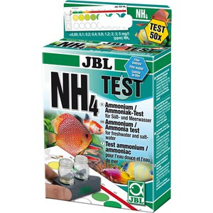 JBL Ammonium Test NH4 D/GB/F/I