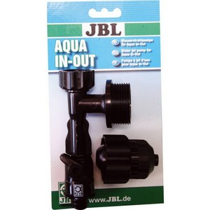 JBL Aqua In-Out Pompe eau claire