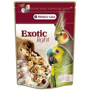 Exotic light 750g  750g