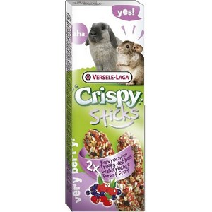 Sticks Lapins-Chinchillas Fruits Bois 110g  110g