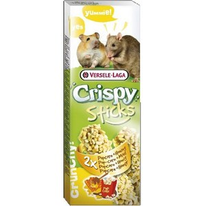 Sticks Hamsters-Rats Pop-corn & Miel 110g  110g