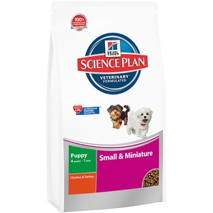 Science Plan  Small & Miniature Puppy Poulet 1.5kg  1.5 kg