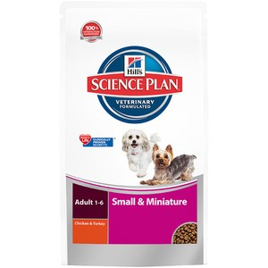 Science Plan  Can Adult small & mini Poulet 1.5kg  1.5 kg