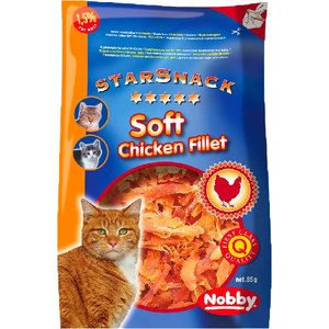 StarSnack Soft Chicken Filet. 85 g