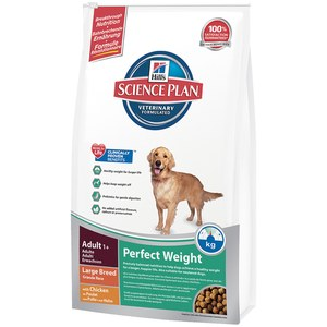 Canine Perfect Weight adult large breed au poulet 12 kg  12 kg