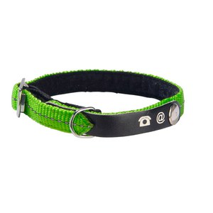 Bobby lost COLLIER CHAT LOST TXS Vert pin XS