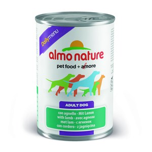 Almo nature  Almo nature PFC Dog daily menu Agneau  400g  400 g