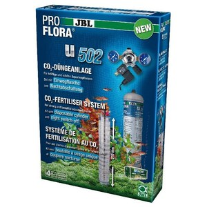 JBL ProFlora u502 (Set CO2), 400 l