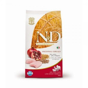 ND Grain Free Prime Can Adult Med/Max Poulet 12kg
