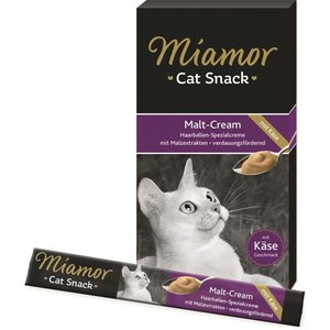 Friandise chat à lécher Miamor Malt-Cat Cream 6x15g  6x15g