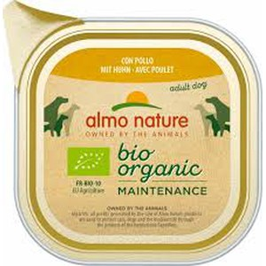 Almo nature  Almo nature PFC Dog Daily menu Bio Single Protein Poulet 150g