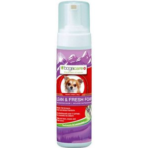 Bogacare Clean & Fresh mousse chien 150ml  150ml
