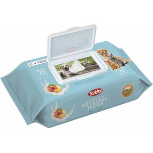 Lingettes universelles, sensitives, Display de 42 btes de 15 lingettes,