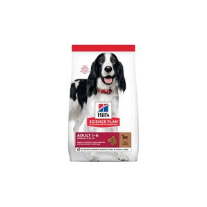 Science Plan  Canine Adult Medium agneau et riz 2.5kg  2.5kg
