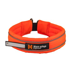Non-Stop dogwear Safe Collier Safe T35 Orange T35