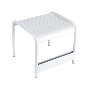 Fermob LUXEMBOURG Table basse Luxembourg petite Blanc 43x42x40cm