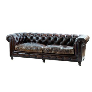 Schilliger Sélection Halo Creative Canapé Kensington 3 places Brun marron 242x96x78cm. 1.7010m³. 96kg