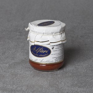 Alfieri  Sauce all arabiata 180gr  180gr