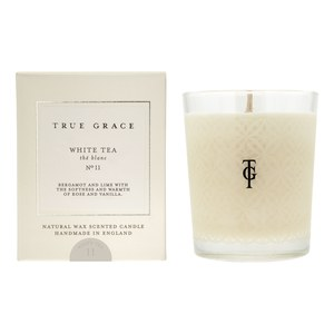 True Grace VILLAGE Bougie parfumée Village Thé blanc  190gr