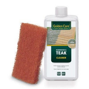Golden Care  Nettoyant teak Golden care  1 litre