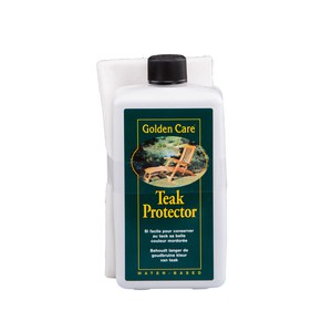 Golden Care  Protecteur coloré brun doré de teak Golden Care  1 litre