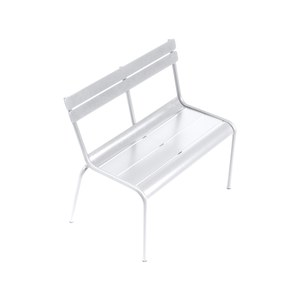 Fermob LUXEMBOURG KID Banc Luxembourg Kid Blanc 58.5x55cm