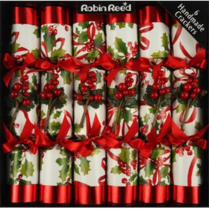 Robin Reed Crackers Merry Berry boite de 6 pièces  30cm
