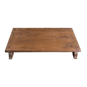 Table d'appoint carrée  45x45x16cm