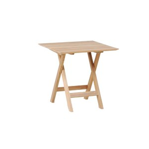 Wintons Teak Morse Table d'appoint Morse carrée 55  55x55x50