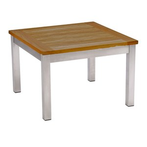 Equinox Table basse Equinox 60 carrée  59.2cmx59.2cmx40.2cm