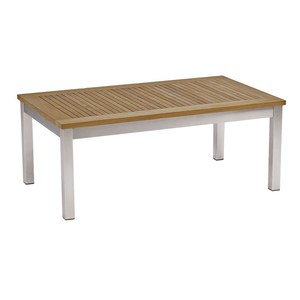 Equinox Table basse Equinox 100 rectangulaire  100.8cmx59.2cmx40.2cm