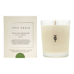 True Grace VILLAGE Bougie parfumée Village Prairie anglaise  190gr