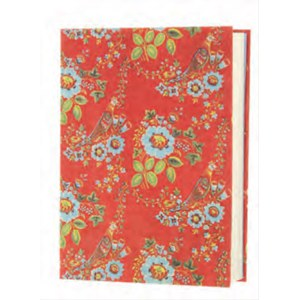 Carnet provence Warner Textile  17 x 12.5 x 2.5