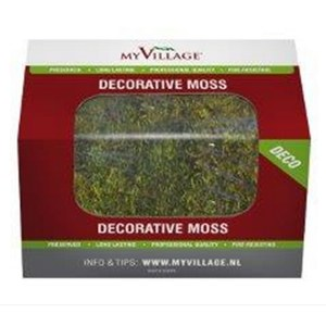 My Village Mousse verte  50gr