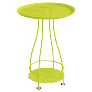 Fermob HAPPY HOURS Géridon Happy Hours Vert d'eau 64x44x44cm