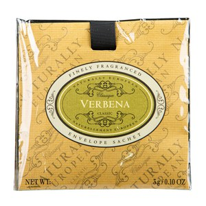The Somerset Toiletry NATURALLY Sachet Senteur Verbena  3gr
