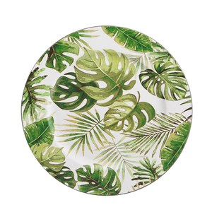 Tropical Garden Palm Spring Sous-assiette Tropical Garden Plam Spring  33cm