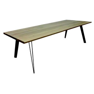 Castle Line  Table Benz Droit rectangulaire  200x100x77cm